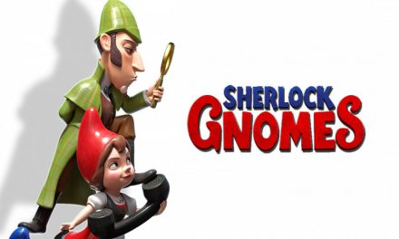 Sherlock Gnomes (2018) 720p Hindi Dubbed