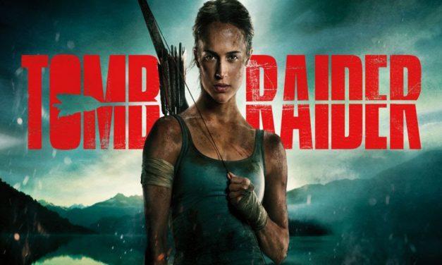 Tomb Raider 2018 720p 480p WEB-DLL English DD 5 1 X264 | HEVC | Film2
